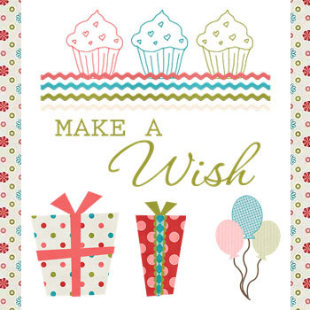 Wishful Kit Digital Art - Digital Scrapbooking Kits