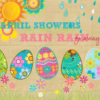 Easter Fun Kit Digital Art - Digital Scrapbooking Kits