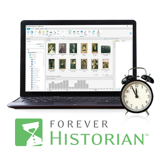 Historian 4 SoftwareGive the gift of Digital Art, Software, Storage, and Video plans. Make a lasting impression with our hand-selected favorites from FOREVER®.