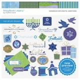 Hanukkah 2011 Digital Additions
