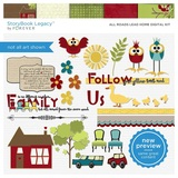 All Roads Lead Home Digital Kit