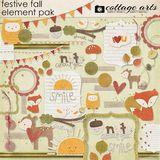 Festive Fall Elements