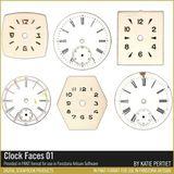 Clock Faces 01