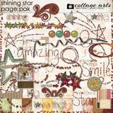 Shining Star Page Pak