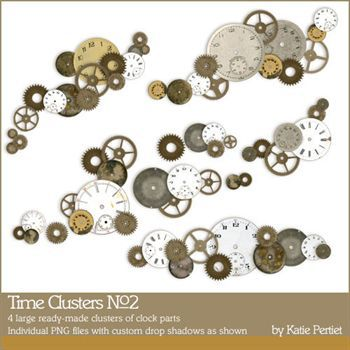 Time Clusters No2