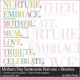 Mothers Day Sentiments No. 01