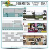 11x8.5 Celebration Blueprint Book