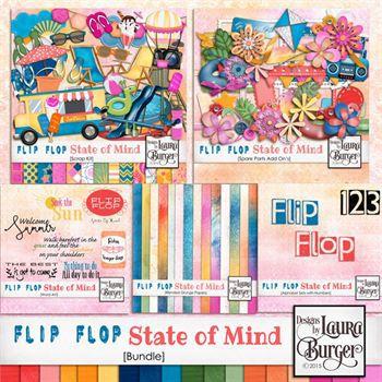 Flip Flop State Of Mind Bundle