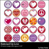 Buttoned Up Love
