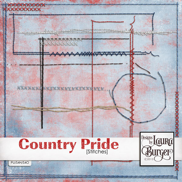 Country Pride Stitches
