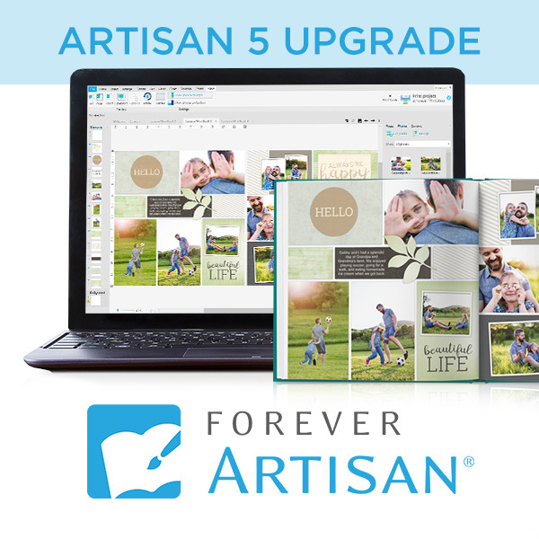 Artisan 5 Software (upgrade)Give the gift of Digital Art, Software, Storage, and Video plans. Make a lasting impression with our hand-selected favorites from FOREVER®.