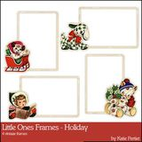Little Ones Frames Holiday