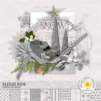 Sleigh Ride Mini Kit