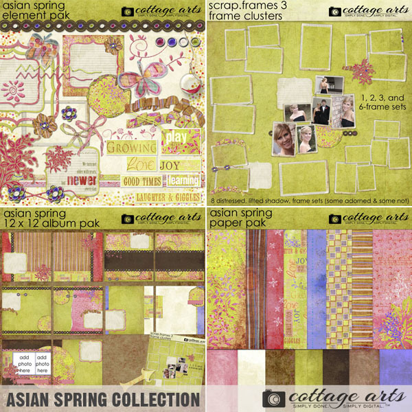 Asian Spring Collection
