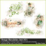 Vintage Blendables Irish No. 01