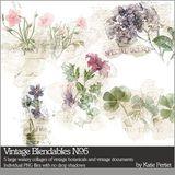 Vintage Blendables No. 06