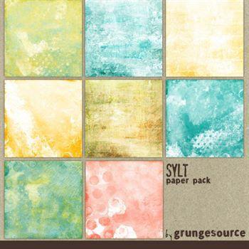 Sylt Paper Pack