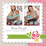 Simply Said Love You Mom 12x12 Digital Predesigned Pages