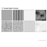 O' Canada Digital Overlays