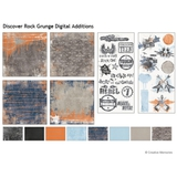 Discover Rock Grunge Digital Additions