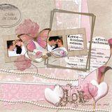 Love Blooms Page Pak