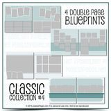 12x12 Classic Blueprint Collection #4