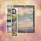 8.5 X 11 Scrap.templates 49 - Photo Booth Strips