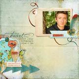 Encouragement Art Journal Page Pak
