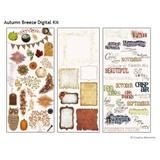 Autumn Breeze Digital Kit