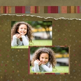 Earthy 12x12 Predesigned Pages