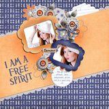 Free Spirit Scrap Kit