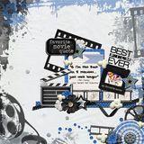 Movie Addiction - Inked Edges