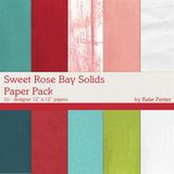 Sweet Rose Bay Kit