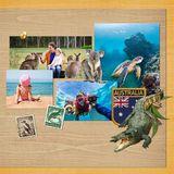Australian Adventure Pages 1
