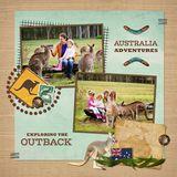 Australian Adventure Pages 2