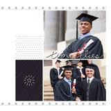 Congrats Grad Pre-designed Book