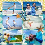 Tropical Tiki Pre-designed Book