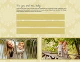 Simply Said Ashby Baby 11x8.5 Predesigned Pages