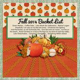 Pumpkin Spice Everything - Template Set