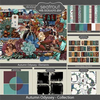 Autumn Odyssey Bundled Collection