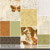 Metsa Scrapbook Kit