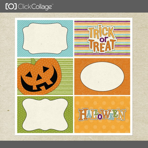 Frightful Card Kit 1