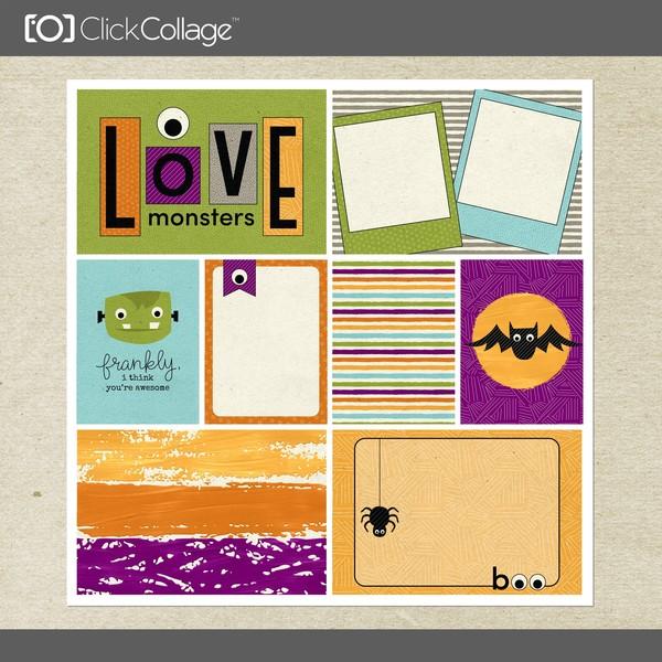 Frightful Card Kit 2