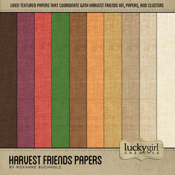 Harvest Friends Papers