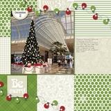 Be Merry Pre-designed Book 12x12