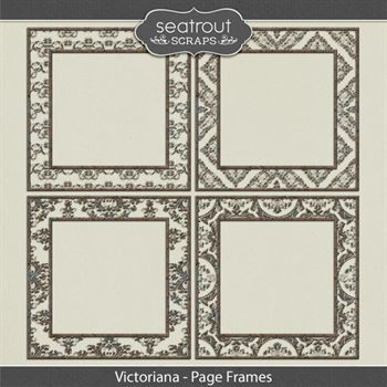 Victorianan Page Frames