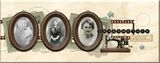 Vintage Memories 20 X 8 Grandmother Canvas