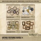 Vintage Memories Bundle 4