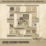 Vintage Memories Mega Bundle