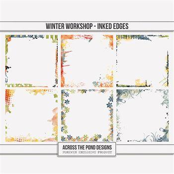 Winter Workshop - Inked Edges